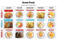 Street Food Oct 19 - March 20