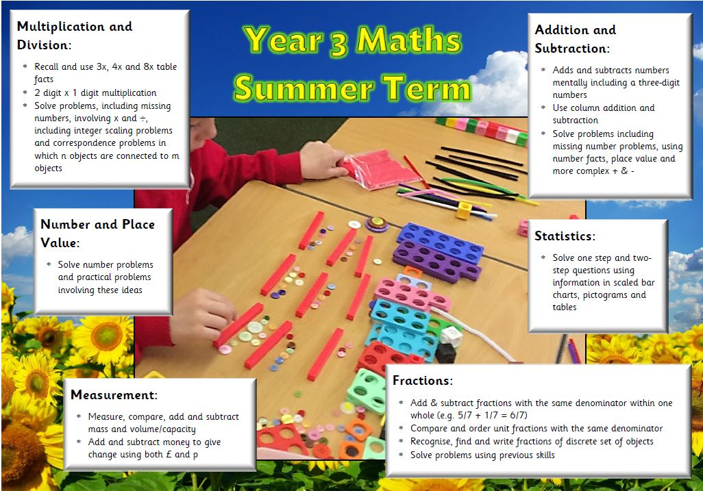 Year 3 Summer Maths(1)
